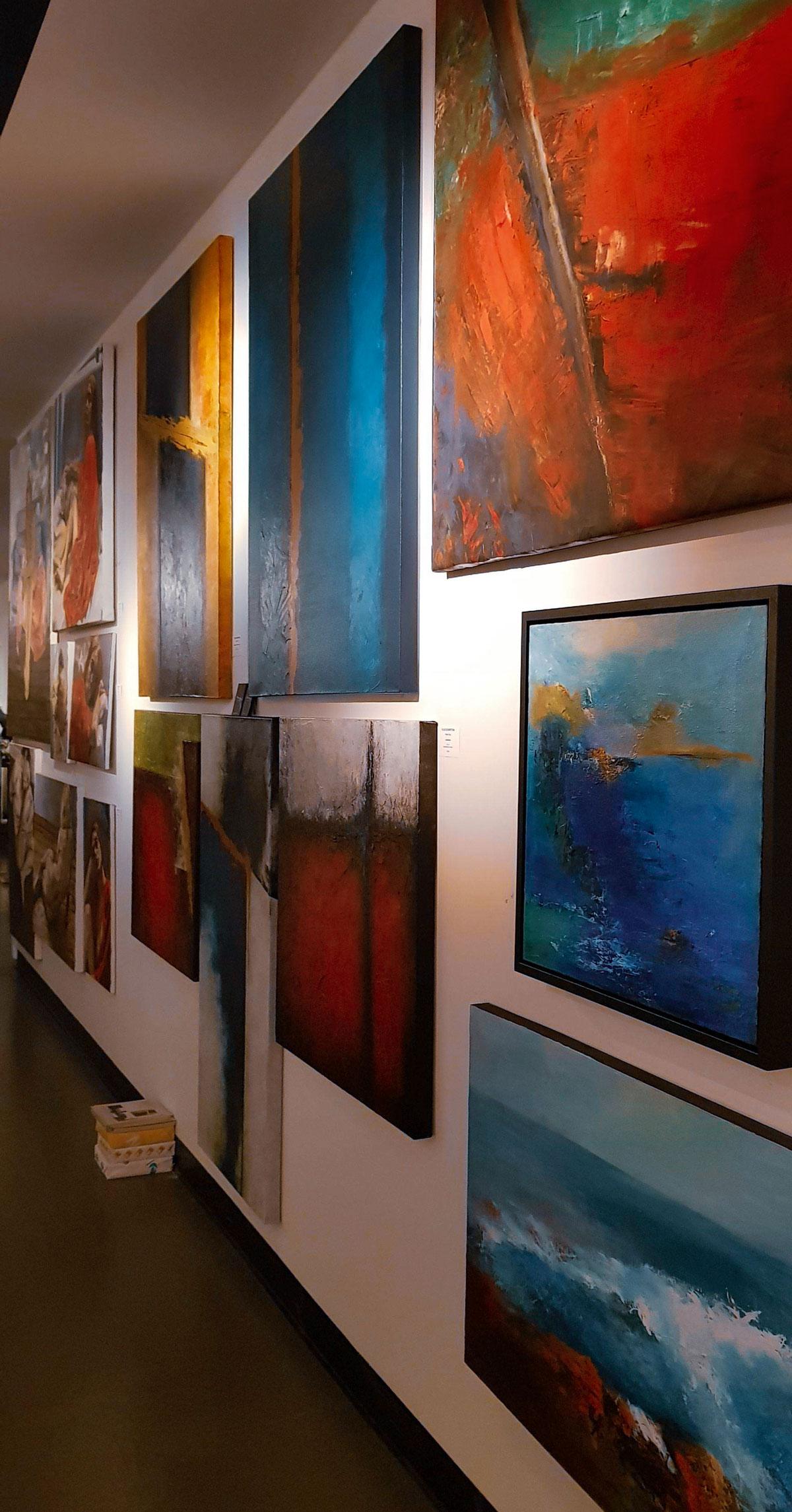 Exhibition - Flux