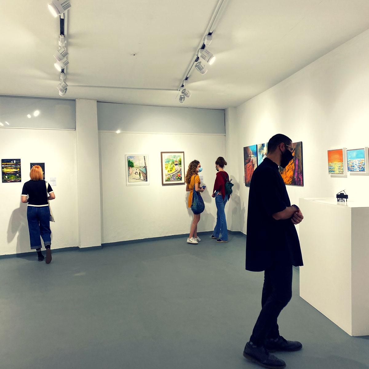 Exhibition - ArtNumber